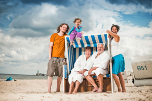 Familie Ostsee