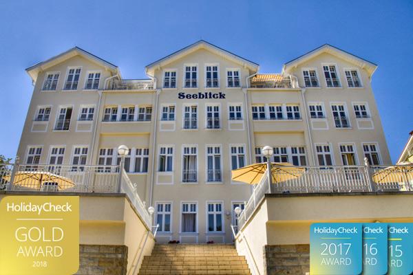 Pensionen und Hotels im Ostseebad Zinnowitz
