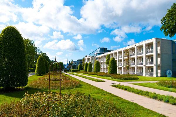 Heringsdorf Hotel Pension