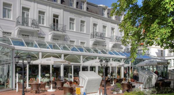 Heringsdorf Hotel Pommerscher Hof