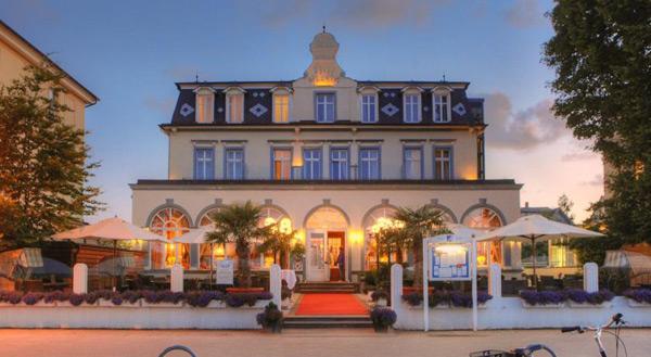 Hotel Pension Admiral Zinnowitz